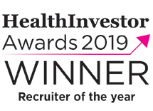 HealthInvestor Awards 2019 Winner